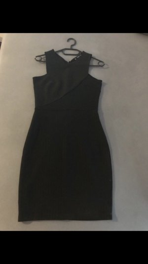Orsay Sheath Dress black-white