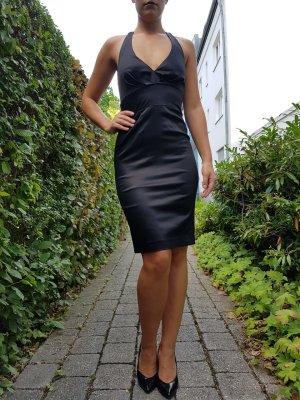 Schwarzes Neckholder Kleid 34 Hallhuber Evening