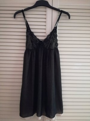 H&M Negligee black-gold-colored
