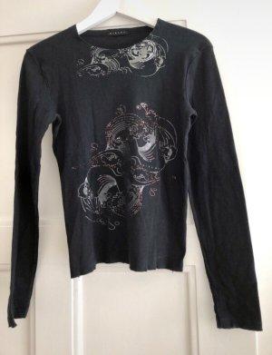 Sisley Long Shirt black