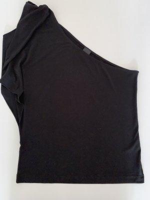 Esprit One Shoulder Top black polyester