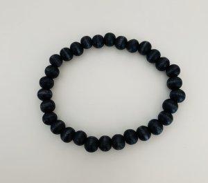 Pearl Bracelet black wood