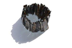 Schwarzes Perlmutt Armband