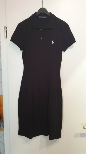 Polo Ralph Lauren Polo Dress white-black cotton