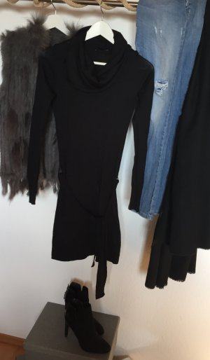 Kontatto Sweater Dress black
