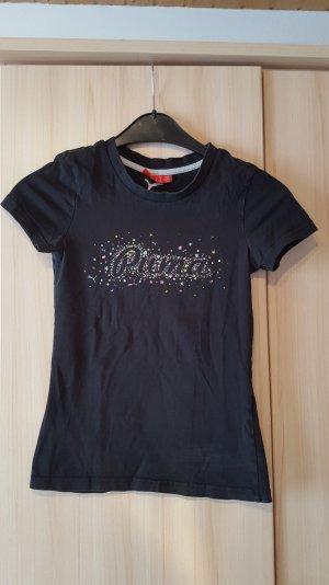 Schwarzes Puma T-Shirt