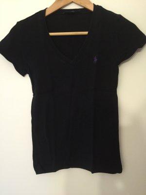 Schwarzes Ralph Lauren T-Shirt
