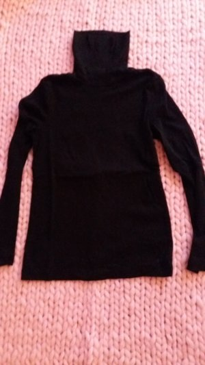Turtleneck Shirt black