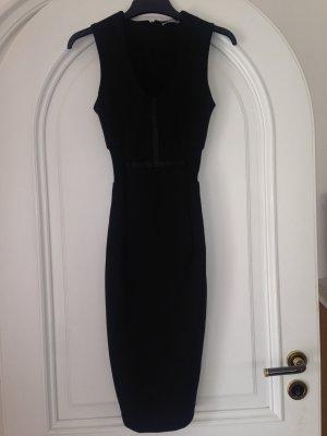 Schwarzes Schlauchkleid von Zara
