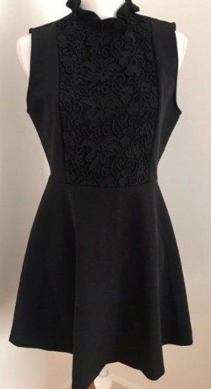 Schwarzes schönes Kleid von zara in l