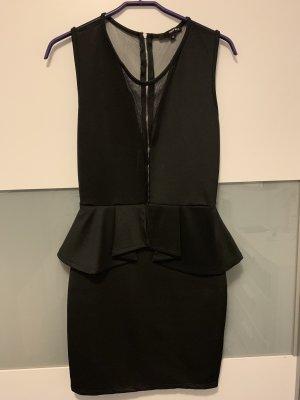 Tally Weijl Peplum Dress black