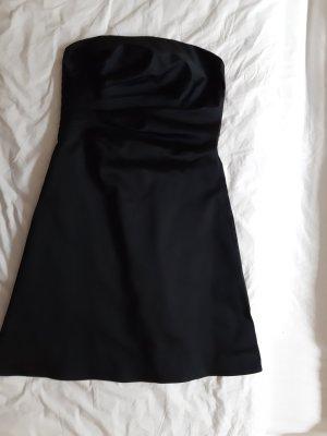 schwarzes schulterfreies Cocktailkleid von Jake*s Gr. 38 / M