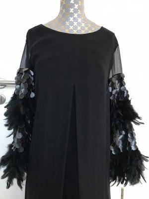 Ana Alcazar Vestido línea A negro