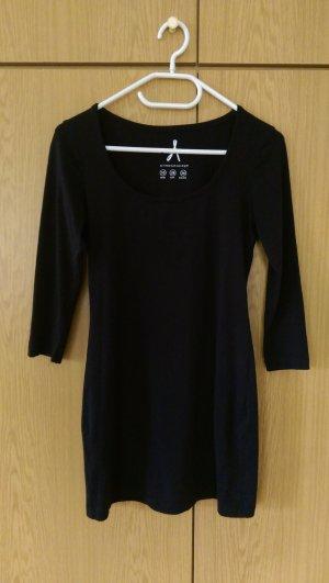 schwarzes sexy Mini-Kleid