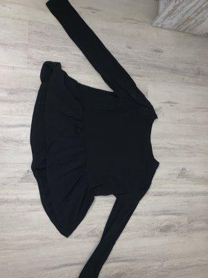 Primark Cowl-Neck Shirt black