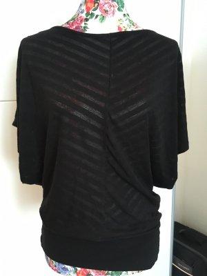 Amisu Mesh Shirt black