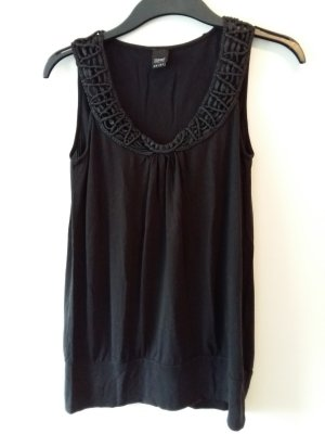 schwarzes Shirt Esprit