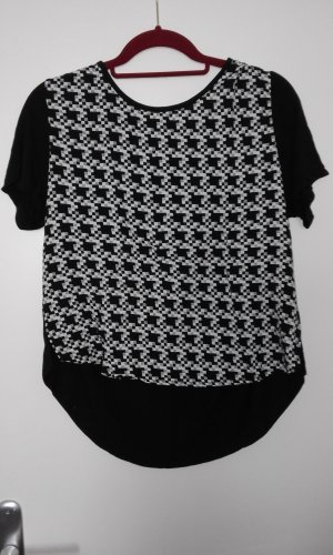 Schwarzes Shirt, Gr. M 40/42