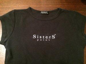 Schwarzes Shirt Gr. Xs