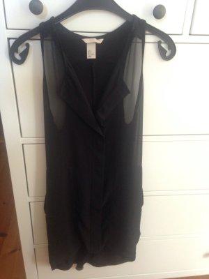 Schwarzes Shirt/ Kleid