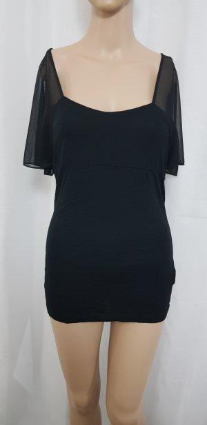 b.p.c. Bonprix Collection Shirt zwart