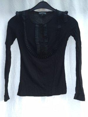 schwarzes Shirt von Armani