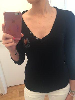 Schwarzes Shirt von D&G