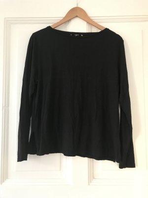 Schwarzes Shirt von H&M