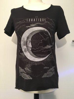 Schwarzes Shirt von H&M in xs