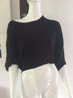 Schwarzes Shirt von Only Gr. L