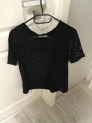 Schwarzes Shirt von Pieces