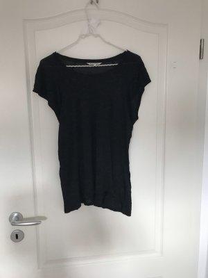 Schwarzes Shirt von Review in Größe XS