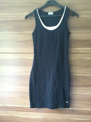 Schwarzes Shirtkleid von Kangaroos
