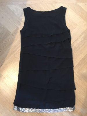 Schwarzes Sisley Kleid