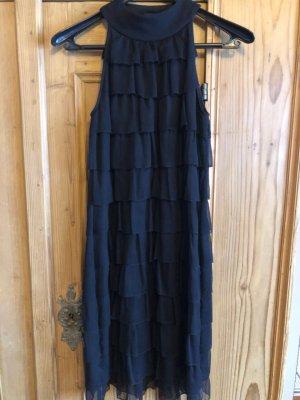 schwarzes Sisley-Kleid Gr. S