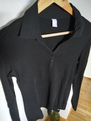 Schwarzes SOliver Polo Shirt sehr schick & schön TOP!