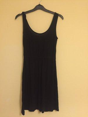 Schwarzes Sommerkleid