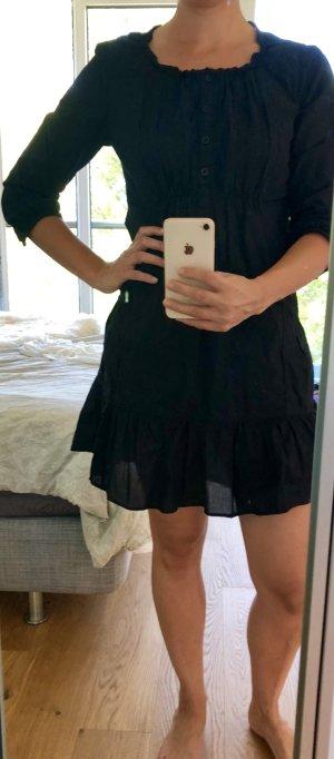 Blouse Dress black