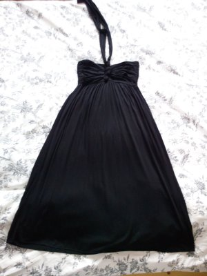 Schwarzes Sommerkleid Gr. 38