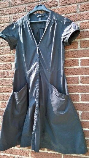 Schwarzes Sommerkleid Größe 40 H&M