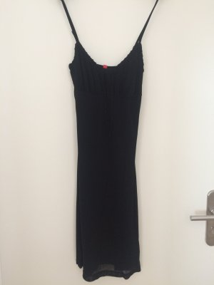 Schwarzes Sommerkleid von Esprit