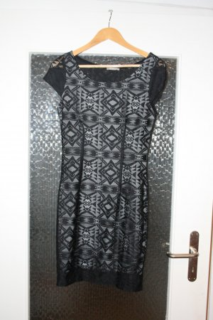 Schwarzes Spitzen Kleid von Orsay