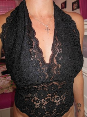 Halter Top black