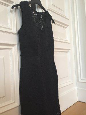 Colloseum Kanten jurk zwart Polyester