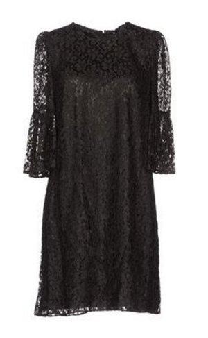 Schwarzes Spitzenkleid Dolce + Gabbana Gr. 38 (44 IT)