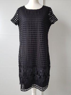 Reserved A-lijn jurk zwart
