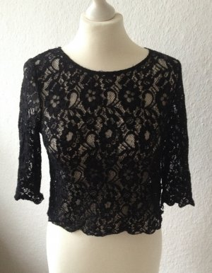H&M Mode zwart Viscose