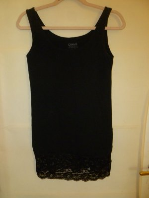 Only Lace Top black