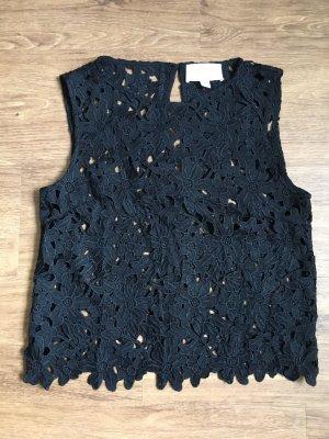 Keepsake Lace Top black