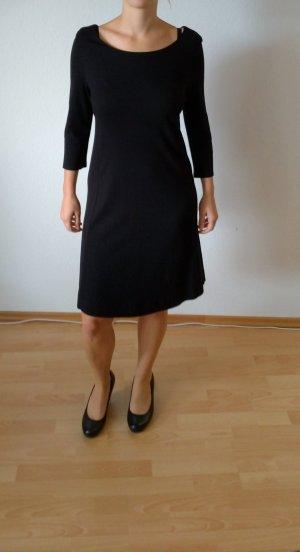 91f14ca425 Schwarzes, sportliches und sehr gepflegtes Marc O`Polo Kleid, Größe 38